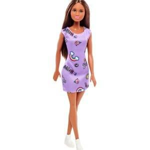 Barbie Muñeca Chic vestido lila