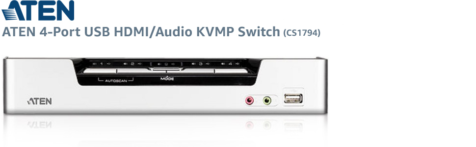 aten kvmp switch streamline desktop setup
