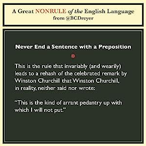 dreyer's english;grammar book;graduation gift;geek gifts;punctuation;busines book;communication