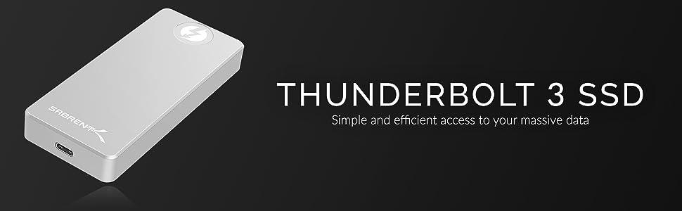 external thunderbolt ssd