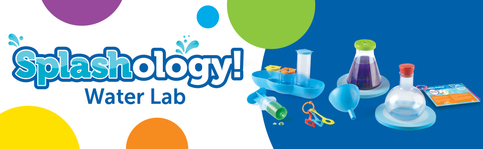 Learning Resources Splashology! Water Lab