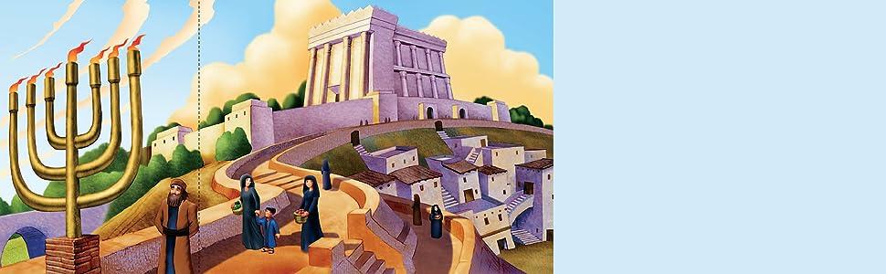 Maccabee!: The Story of Hanukkah: Tilda Balsley, David