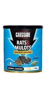 RATS MULOTS