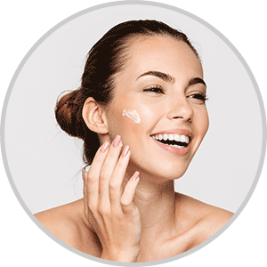 Helps skin look nourished and youthful