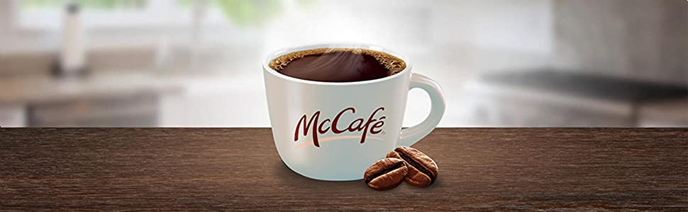 mccafe roast coffee k-cup ground