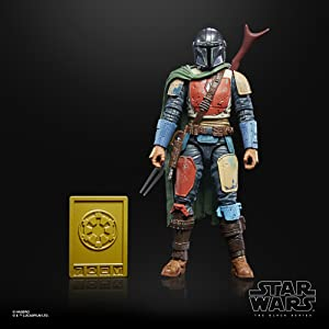 Star Wars The Black Series Credit Collection The Mandalorian