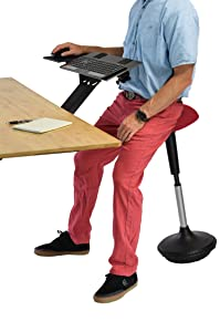 wobble stool office standing desk balance chair
