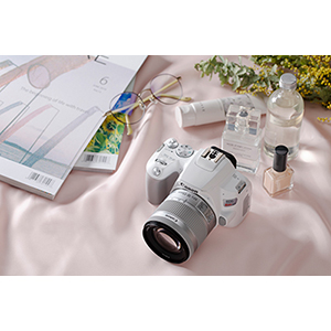 Lightest, Smallest EOS DSLR Camera*