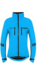 Proviz REFLECT360 Women/'s Hi Viz Running Jacket Hi Visibility