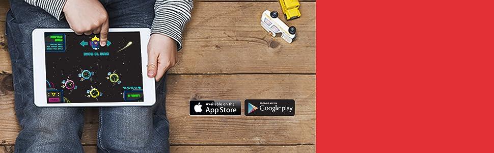 timex, kids, app, learn time,