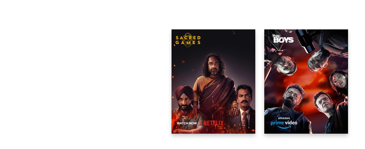 Netflix | Prime Video