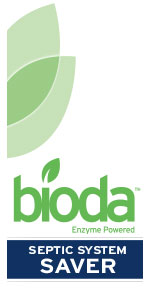 Bioda, Enzyme Powered, Septic, Saver