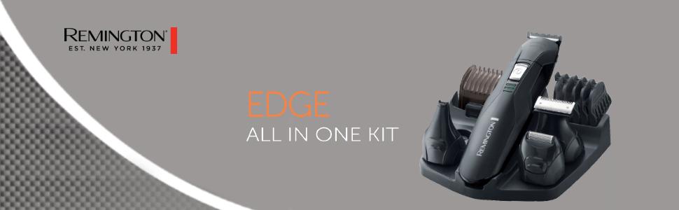 Remington Tondeuse Electrique Multifonctions Tondeuse Cheveux Barbe Rasoir Electrique Pg6030