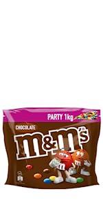 M&M'S;Choco;Knabber;Schokolade;Mars