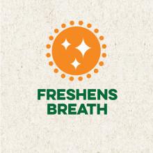 Freshens Breath, Bad Breath, Dog Breath, Breath Freshener, Dental Care, Teeth, Chewing