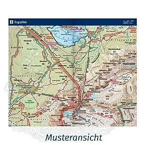 Kompass Wanderkarte Innsbruck Brenner 5in1 Wanderkarte 1 50000