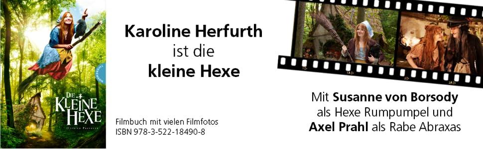 Kleine Hexe Filmbuch