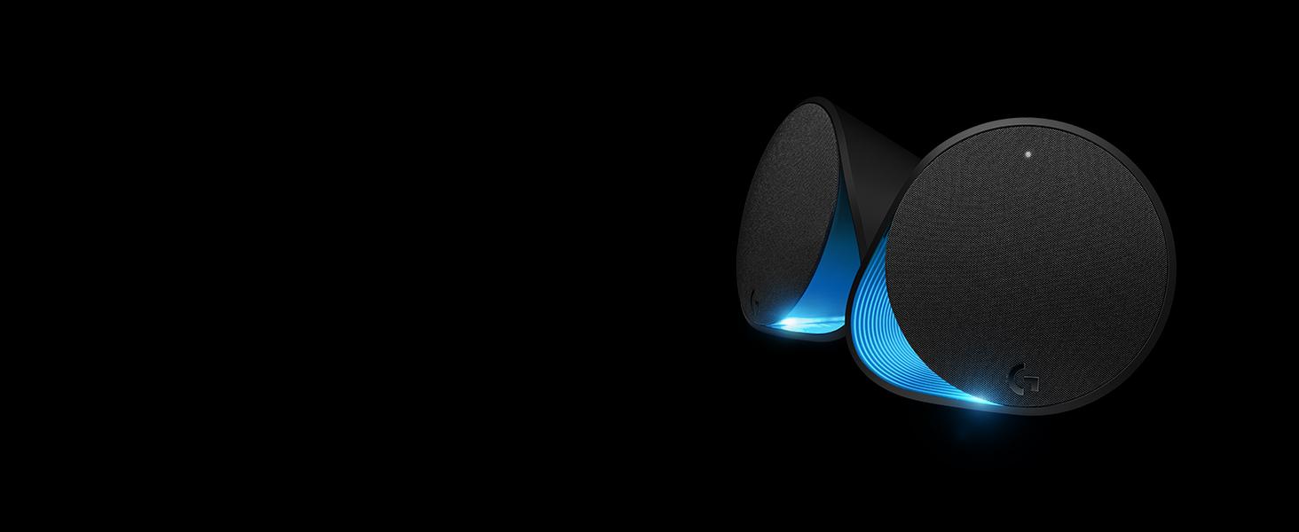 g560, speaker audio