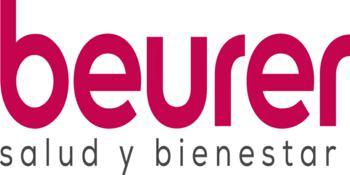 Beurer HS60 - Cepillo alisador electrico, 50 W, control de temperatura regulable - 120-200C, LED