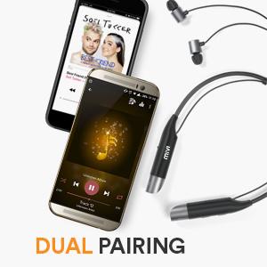 neckband bluetooth earphones