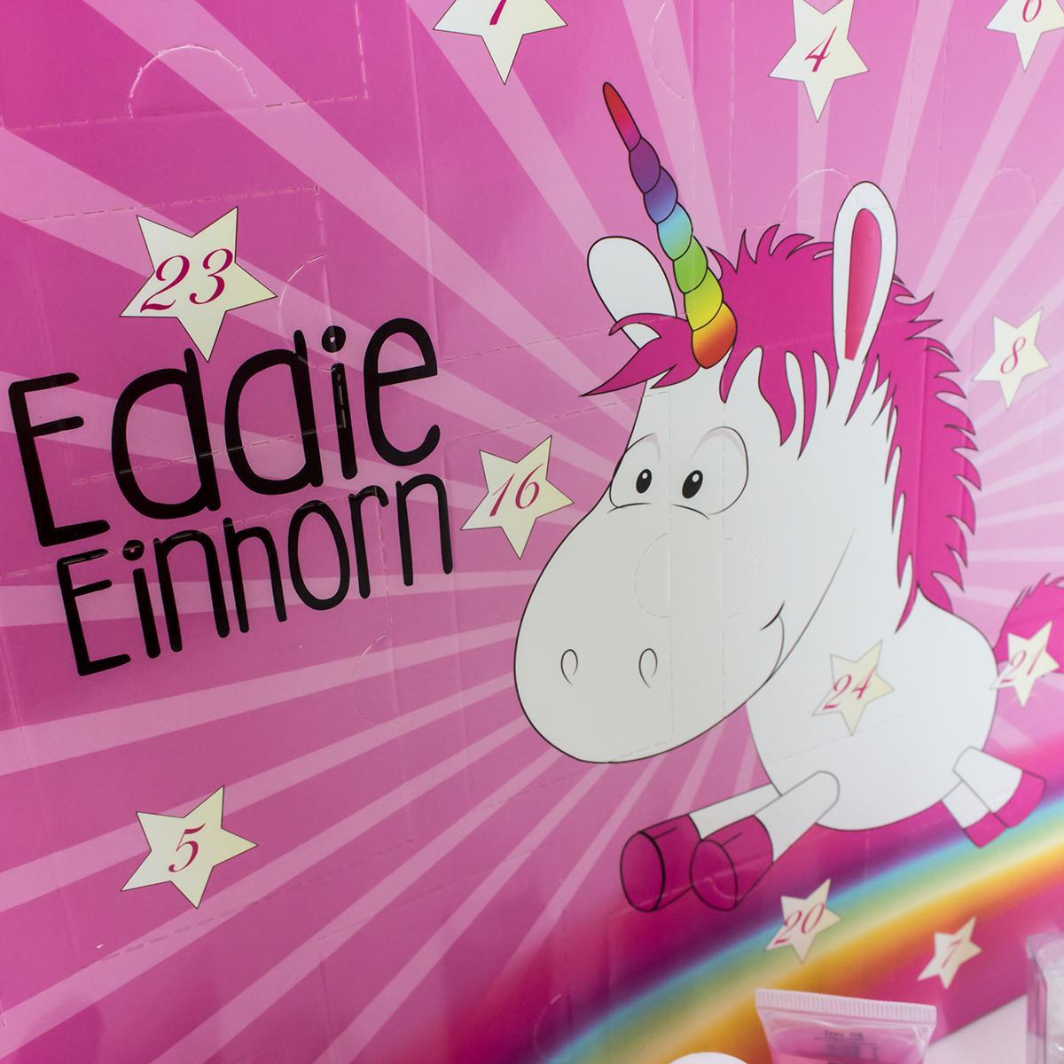 Accentra Adventskalender EDDIE EINHORN: Amazon.de: Beauty