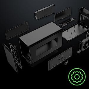 Razer Core X Chroma Thunderbolt 3