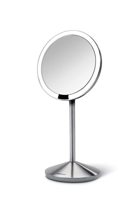 sensor mirror fold