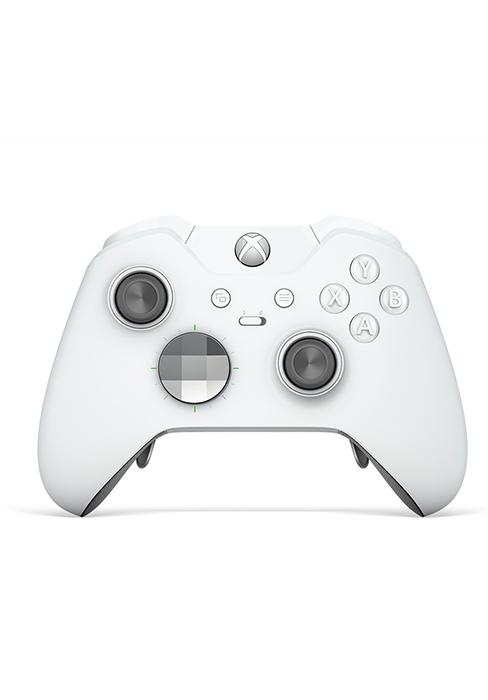 Mando Xbox Elite Blanco