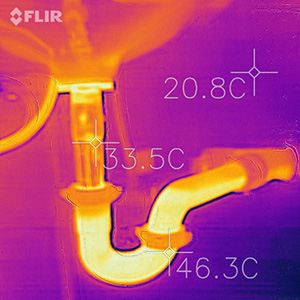 bir profesyonel flört, termal görüntüleme, termal kamera, spot metre, sıcaklık ölçer