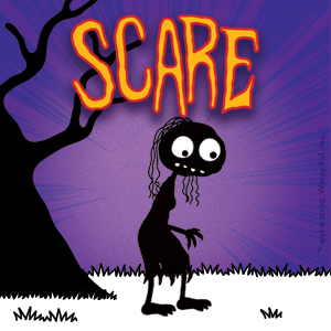 scare yourself silly