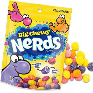 Nerds Big Chewy bag