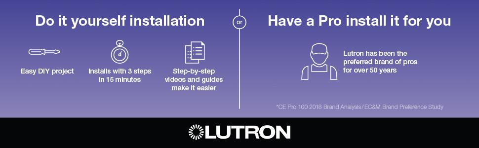 lutron, led sensor, motion sensor, sensor bulb, dimmer switch, led dimmer switch, led lights, led