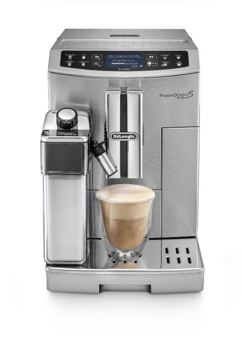 DeLonghi ETAM29.510.SB Cafetera súper automática, con panel ...