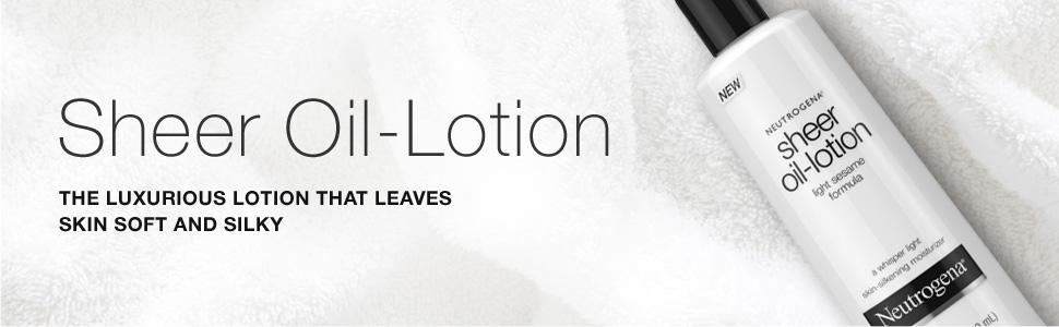 The luxurious lotion that leaves skin soft and silky
