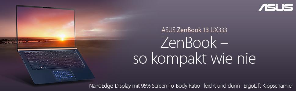 Asus ZenBook 13 UX333FA