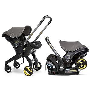 stroller & car seat