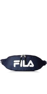 [フィラ] ショルダーバッグ FILA フィラ ウエストバッグ メンズ レディース 小型 斜めがけ 赤 黒 ネイビー ブラック F