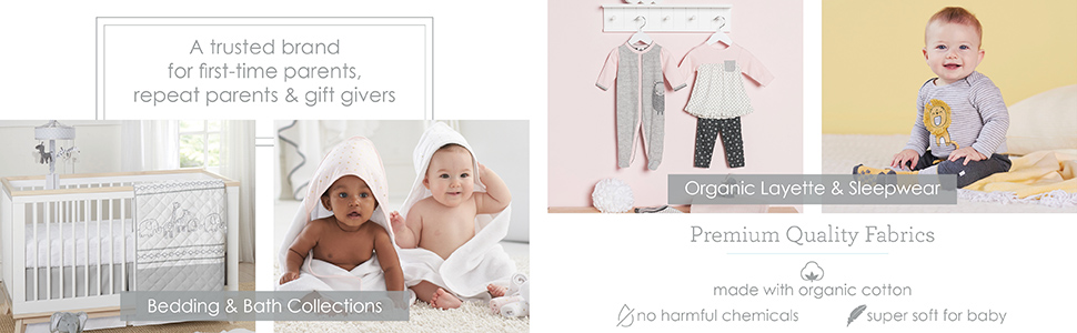 A trusted brand for first-time parents, repeat parents amp; gift givers