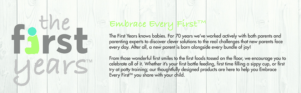 About the Firsts Years