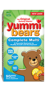 Yummi Bears Complete Multi
