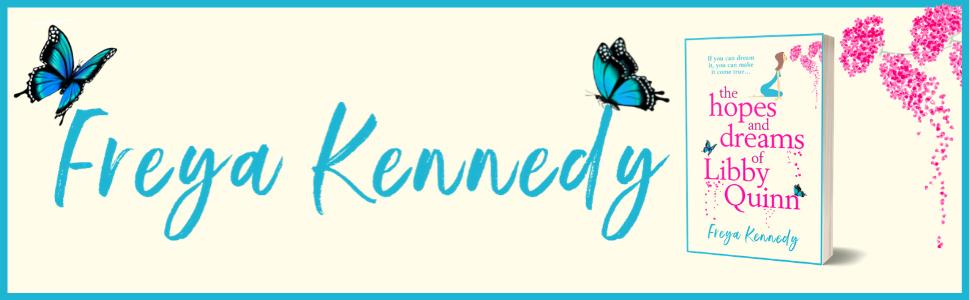 Freya Kennedy Banner