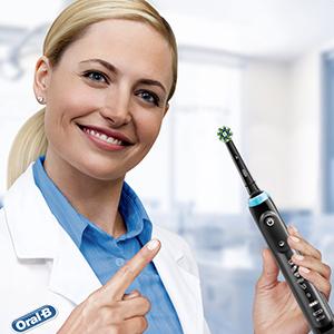 Oral-B, la marca di spazzolini più usata dai dentisti nel mondo