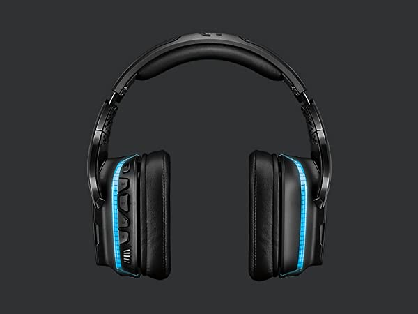 Logitech G935 Wireless DTS:X 7 1 Surround Sound LIGHTSYNC