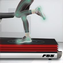 Cinta de Correr Profesional Sportstech F65 con Pulsera de ...