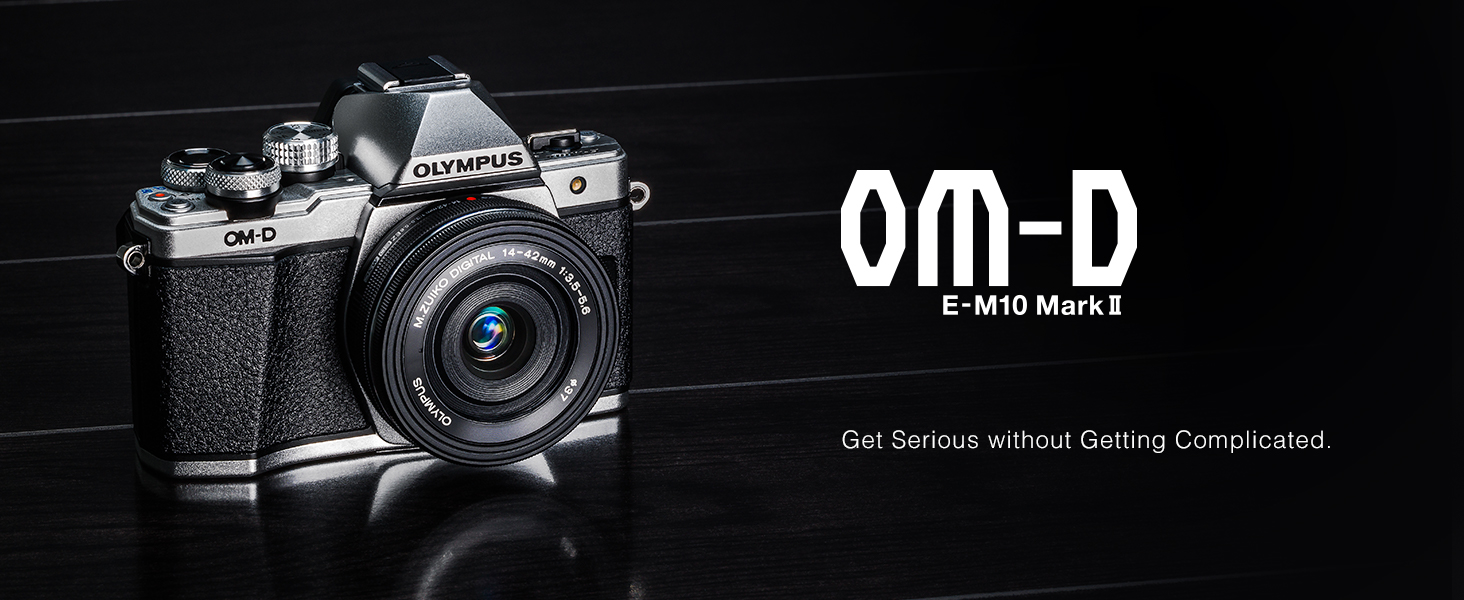 OM-D E-M10 Mark II