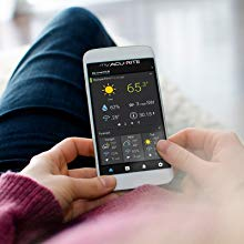 weather station, acurite weather station, accurite, acu-rite, outdoor temperature and humidity