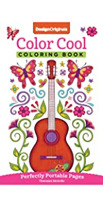 Relaxing activity, Small coloring books for adults, Stress relief coloring, Take you wherever you go