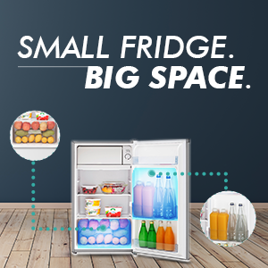 Small Fridge, Big Space