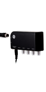 4 way splitter tv amplifier