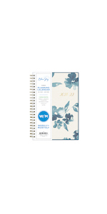 blue sky, bakah blue collection, academic planner, weekly, monthly, 2021-2022, 5x8